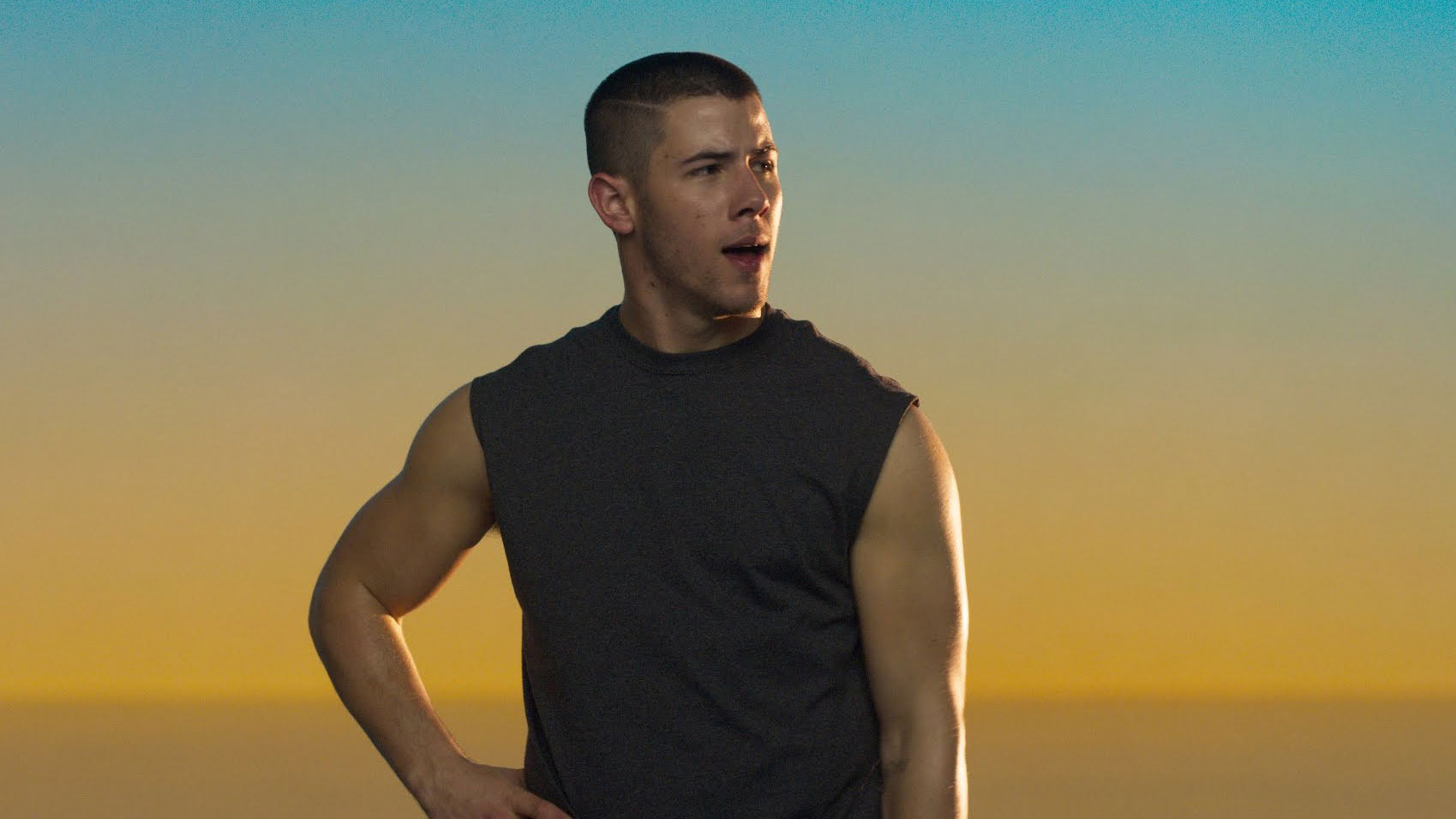 9343ccf18916 Nick Jonas and Alice Cooper Join Chloë Sevigny in Latest Dreamy Ads for Apple  Watch