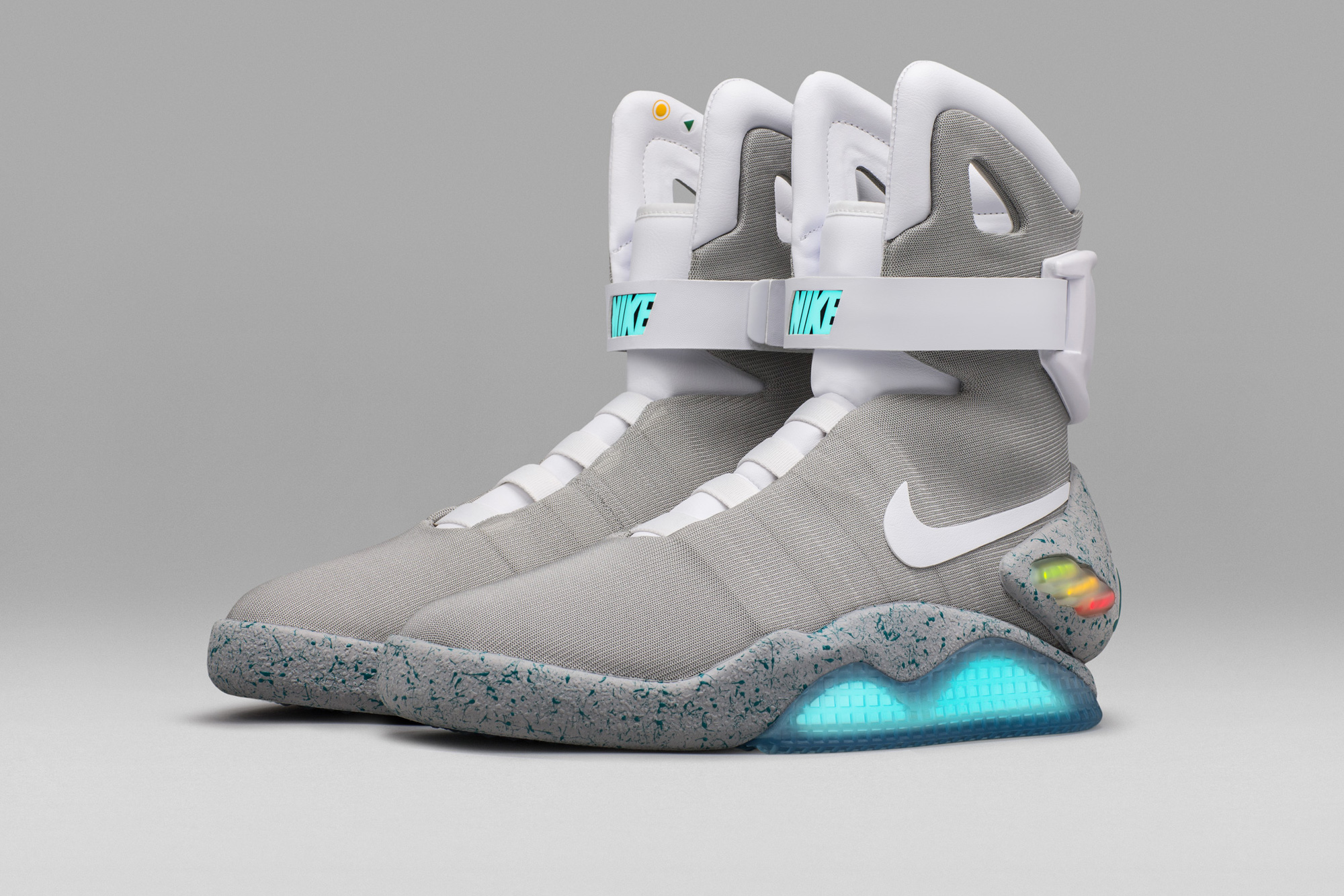 e95b771a56c The Nike Mag Self-Lacing Sneakers Are Finally Here, but They're Only ...