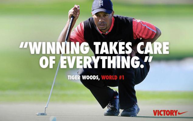 8ef104a684d22a Nike s New Tiger Woods Ad Says More About Us Than Him – Adweek
