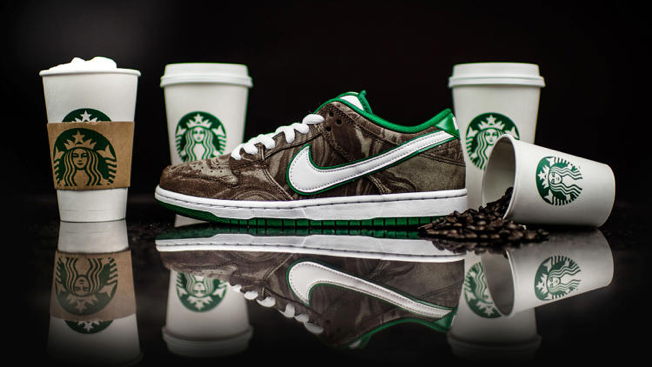 628e9189017e Nike s Coffee-Looking Shoe Will Go Nicely With the Krispy Kreme One ...