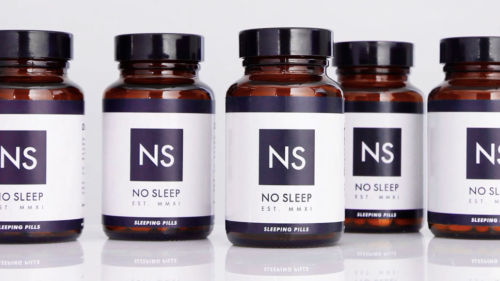 Masochistic Art Director Applies for Agency Jobs Vowing Never to Sleep Again