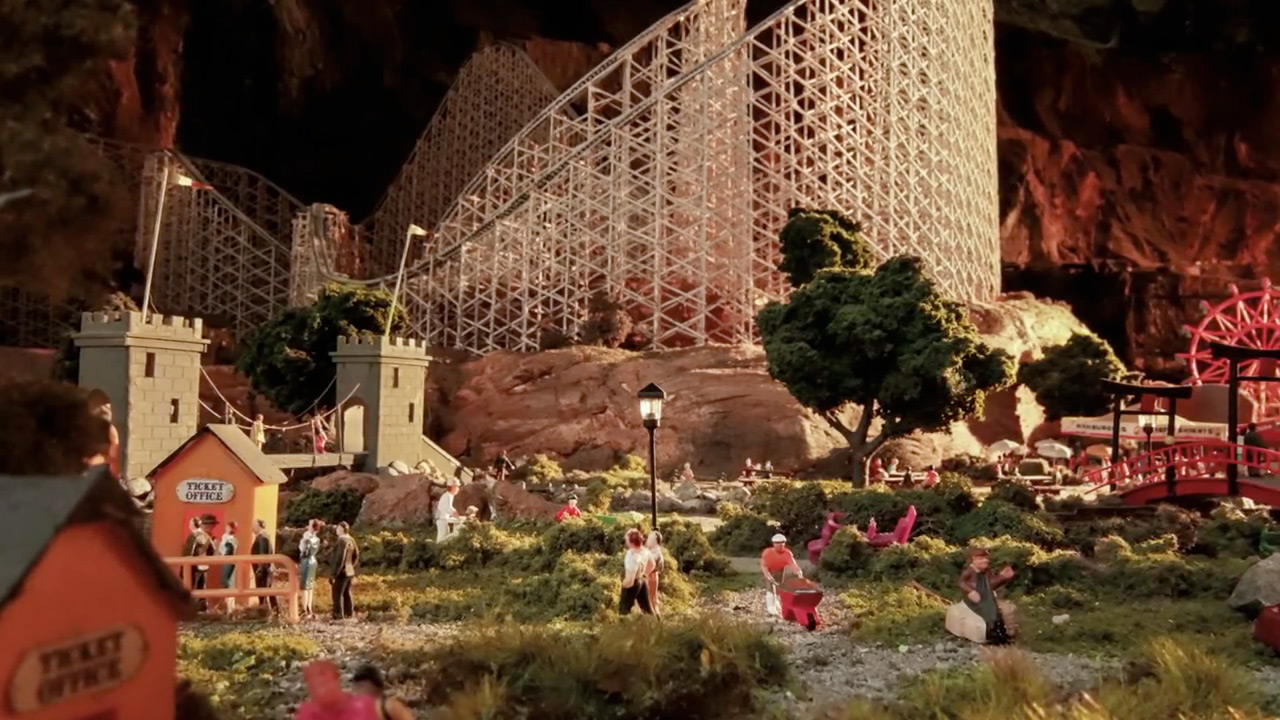 Sony Visits World's Largest Model Railroad to Test Its Cameras on Miniature Scenes