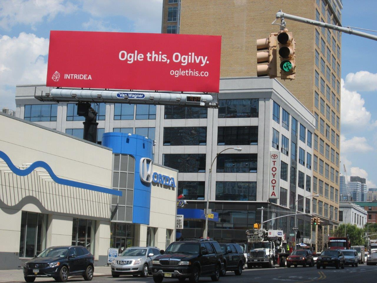 How Do You Advertise to an Ad Agency? Put Up a Billboard Right Across the Street