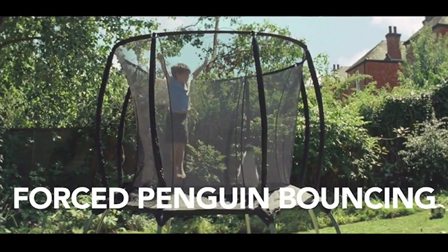 There's Already a Parody of the John Lewis Penguin Ad, and It's Painfully Hilarious