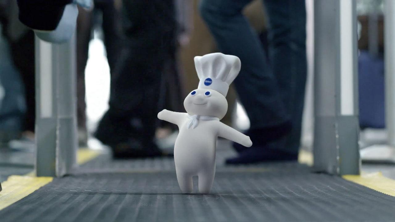 Pillsbury doughboy sound