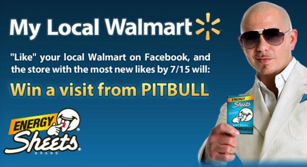 Pitbull Faces Alaskan Exile As Walmart S Facebook Promotion Is