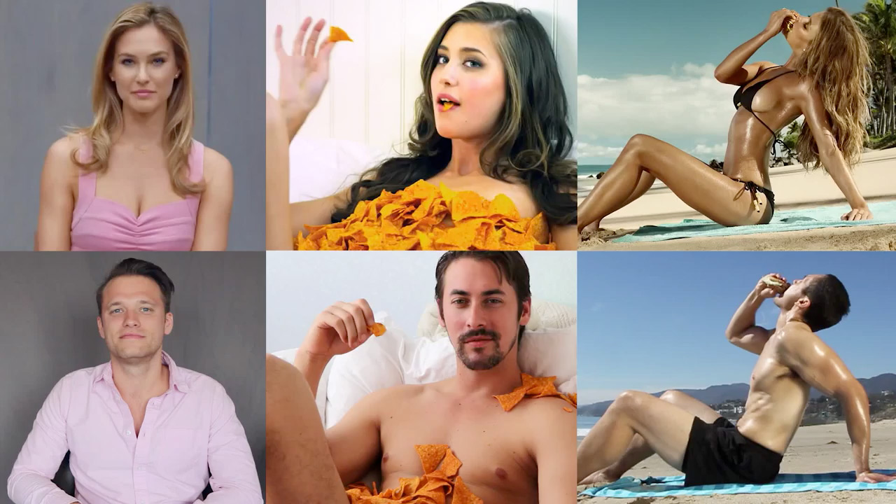 Sexist Ads Get Recast, With the Men Degraded Instead of the