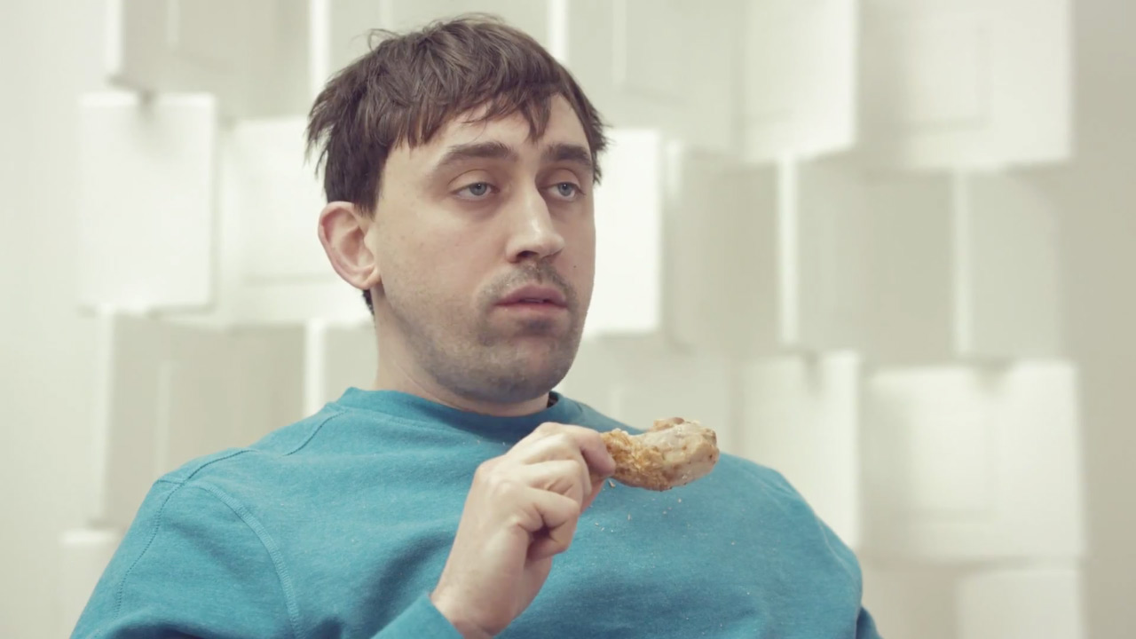 Samsung Presents Advertising's Most Idiotically Primitive Husband Ever