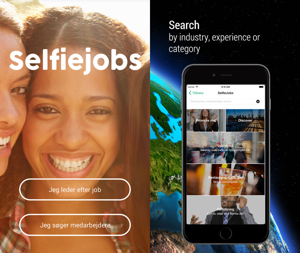 A Tinder for Jobs? This App Helps You Find Work a Lot Like