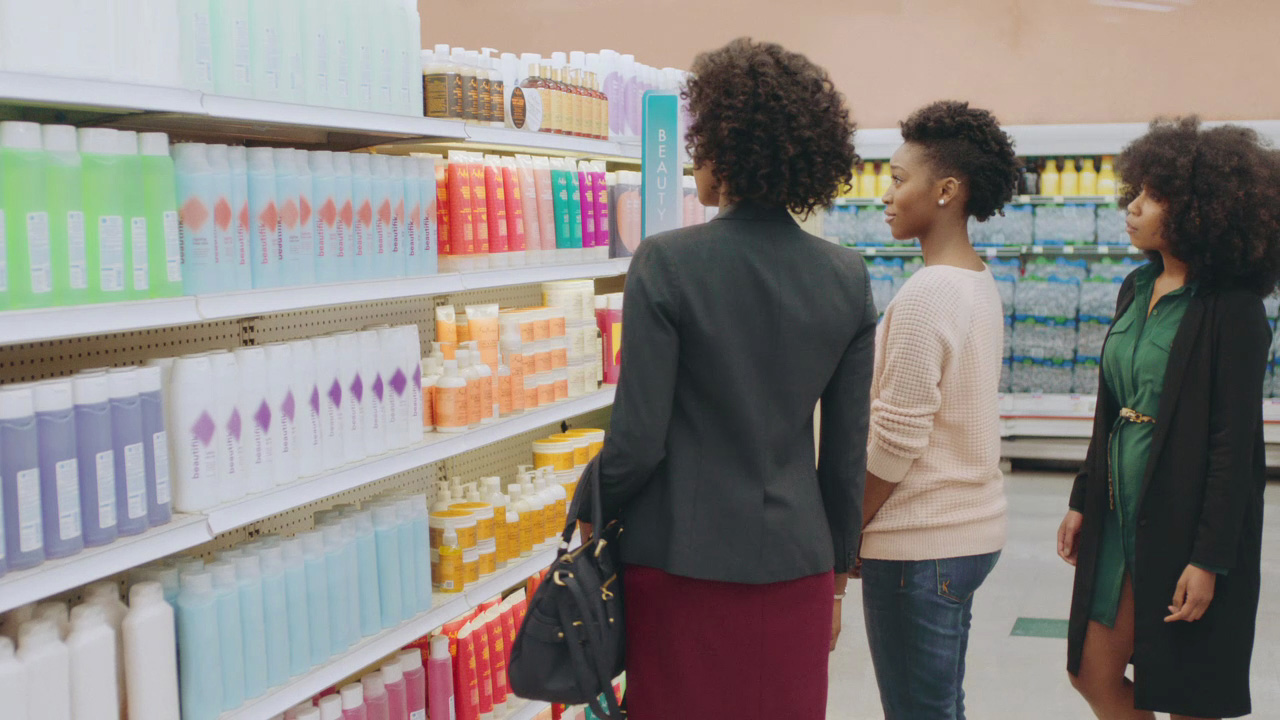 Droga5's First Ads for Shea Moisture Address the Racial Divide in the Beauty Aisle