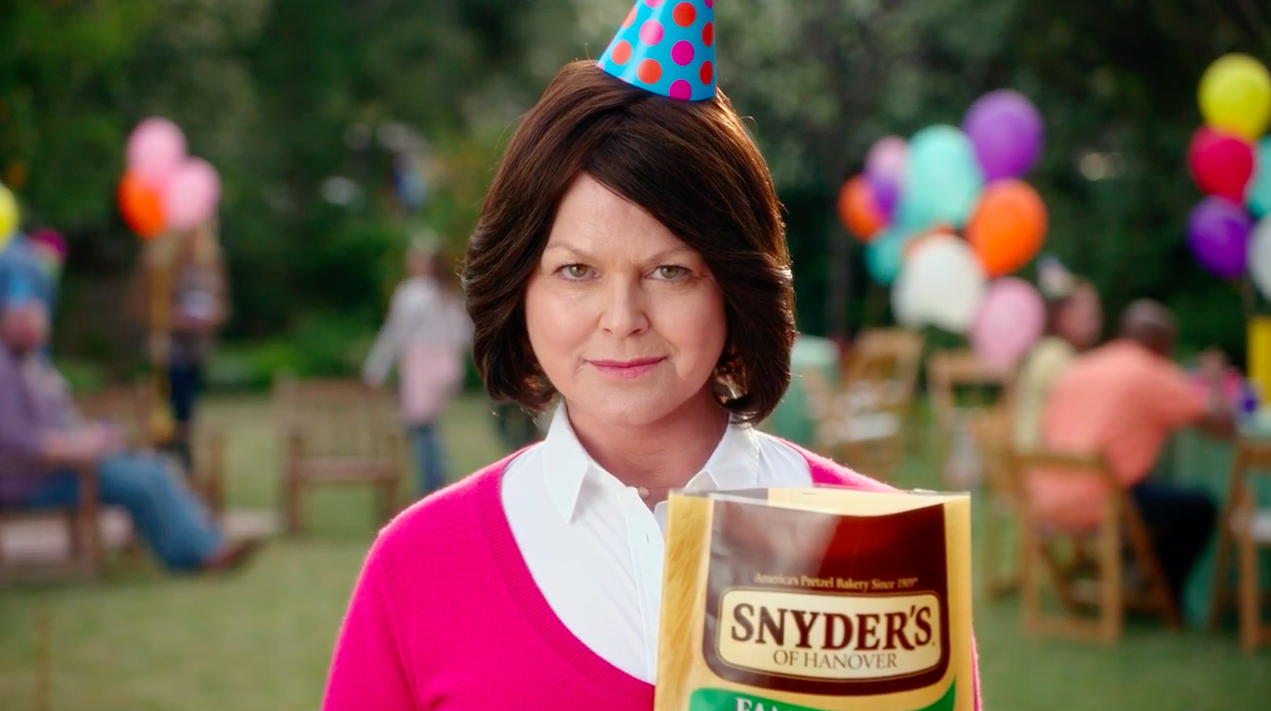 Pretzels Are Totally Badass in Barton F. Graf's Funny First Ads for Snyder's of Hanover – Adweek