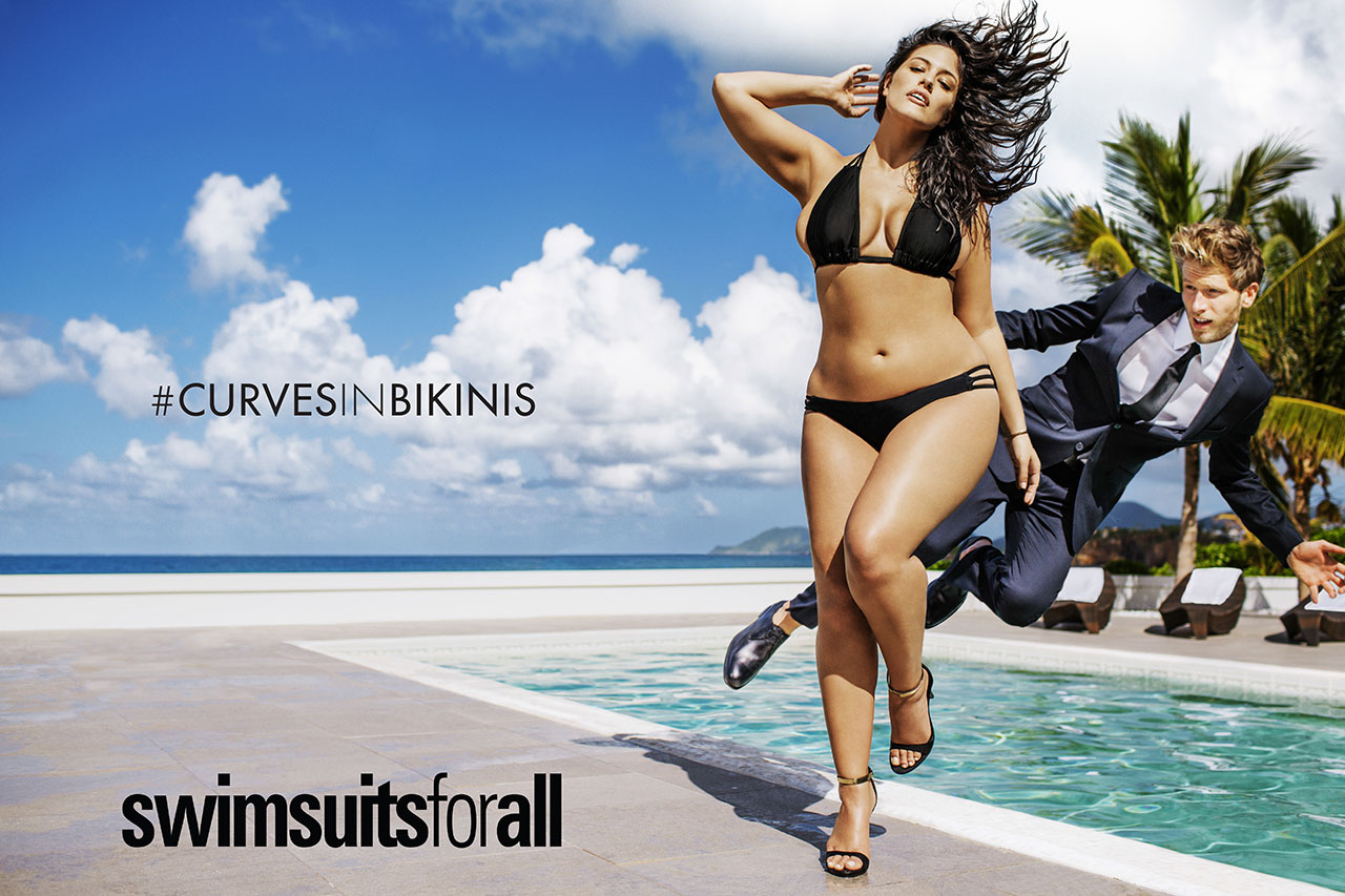SI's Swimsuit Issue Finally Includes a Plus-Size Model, at