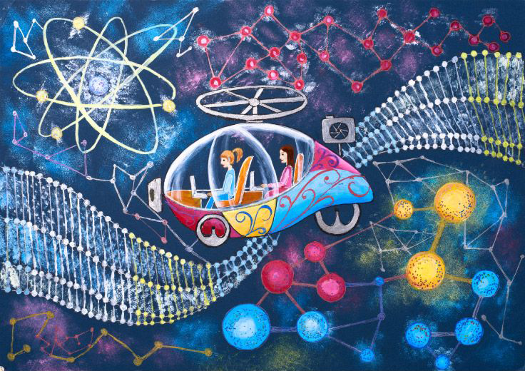 Kids Ideas For The Car Of The Future Will Warm Your Cold Old Heart