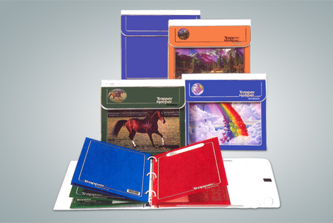 Everything You Ever Wanted to Know About the History of the Trapper Keeper