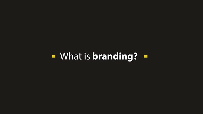 What Is Branding? This Thought-Provoking Video Tells You in Just 2 Minutes
