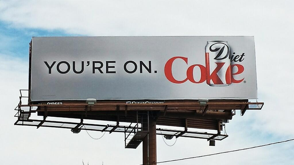 Is Diet Coke Dabbling in Drug References in Its Ads?