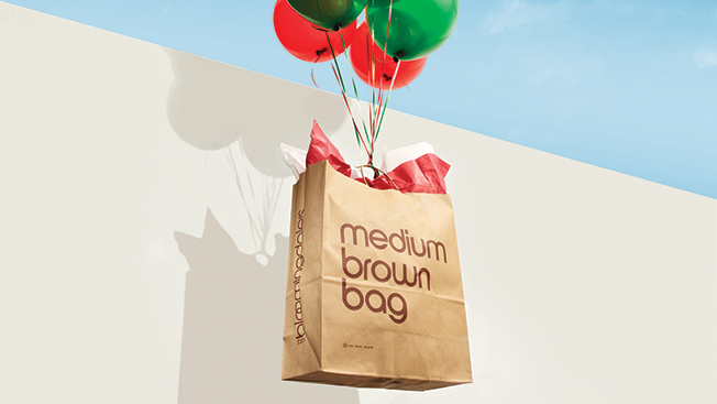 ed149637c7 How Bloomingdale s Plain Paper Shopping Bags Became So Incredibly Iconic –  Adweek