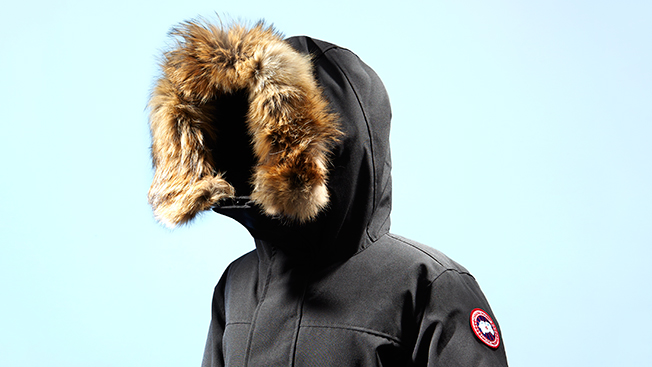 canada goose brand facts