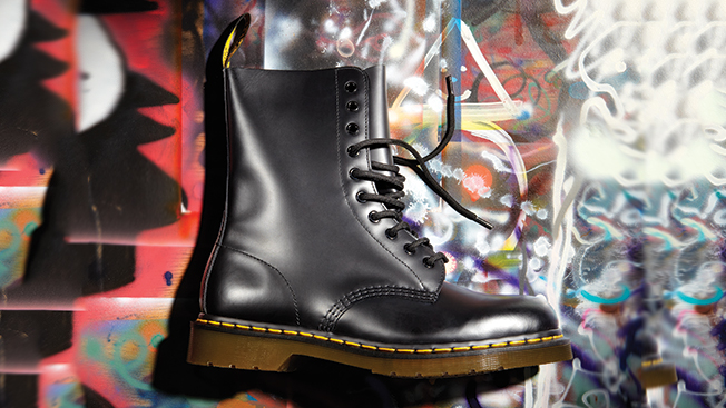 How Dr Martens Army Boots Conquered The Fashion World