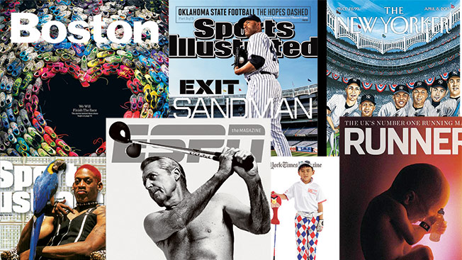 The Most Memorable Sports Magazine Covers of 2013
