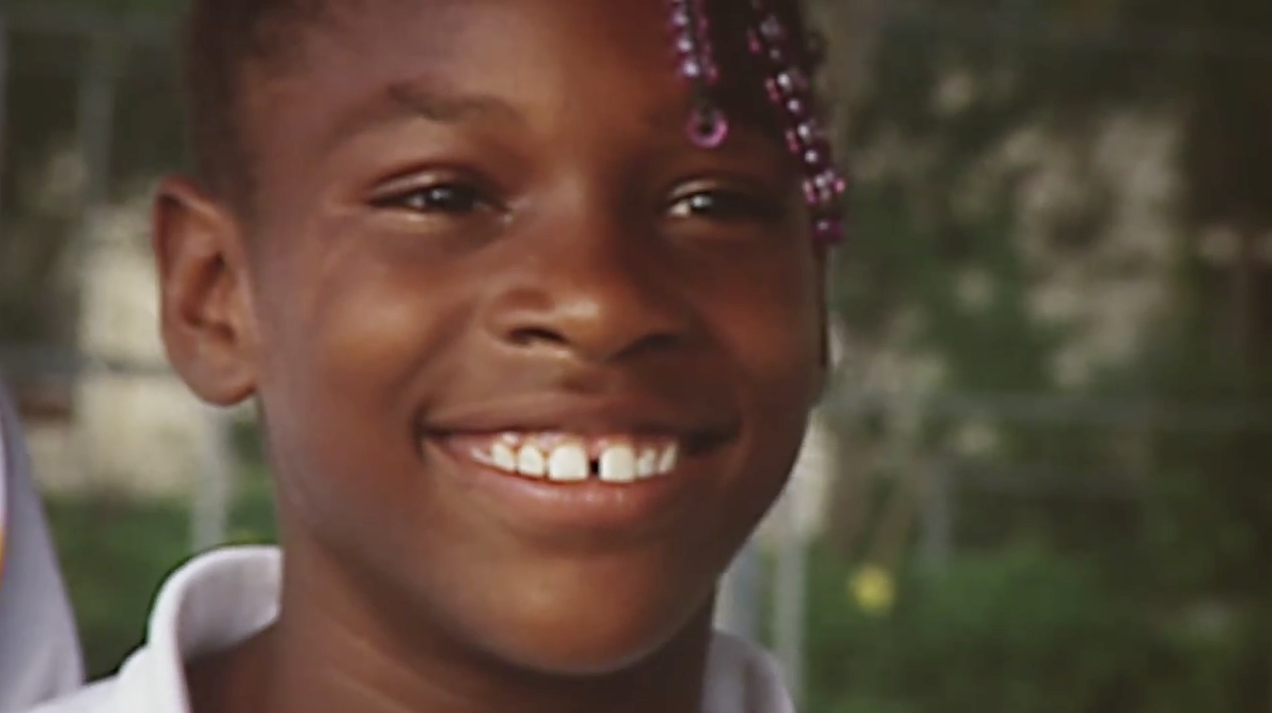 Ad Of The Day A Young Serena Williams Sees The Future In -4055