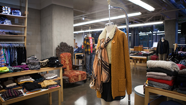 How Goodwill's New Boutiques Are Dressing Up Secondhand Shopping