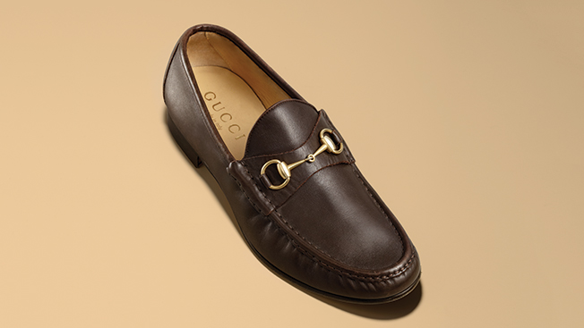 b3af39d11ab Why the Gucci Loafer Is a Shoe-In for the World s Swankest Slip-On – Adweek