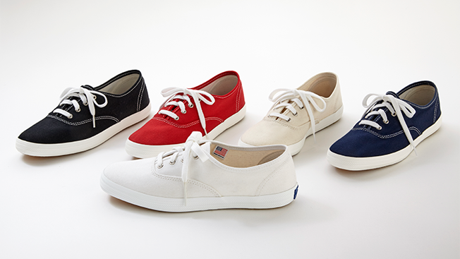Marketing to Women From Its Earliest Days Has Kept Keds Running for 100  Years – Adweek af1d2671fabe