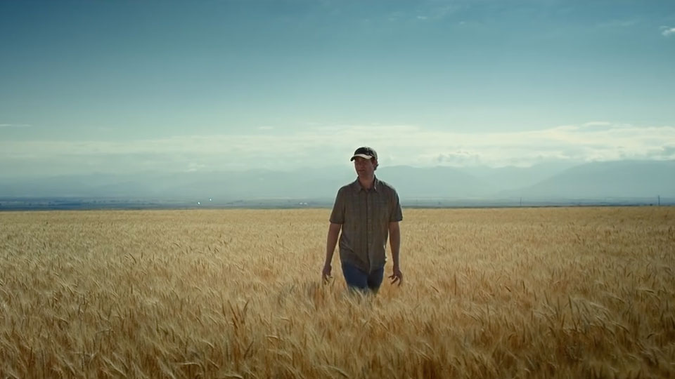 Ad of the Day: Land O'Lakes Makes Lovely Use of Amelia E. Barr's Poem 'The Farmer'