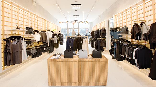 Lululemon's Taking on Everyday Wear in Its Hybrid Design Studio-Retail Store