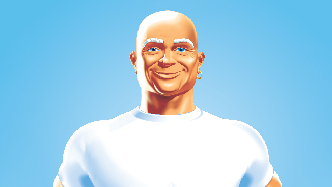 Hot, Bald and Possibly Gay: How Mr  Clean Has Kept It Fresh