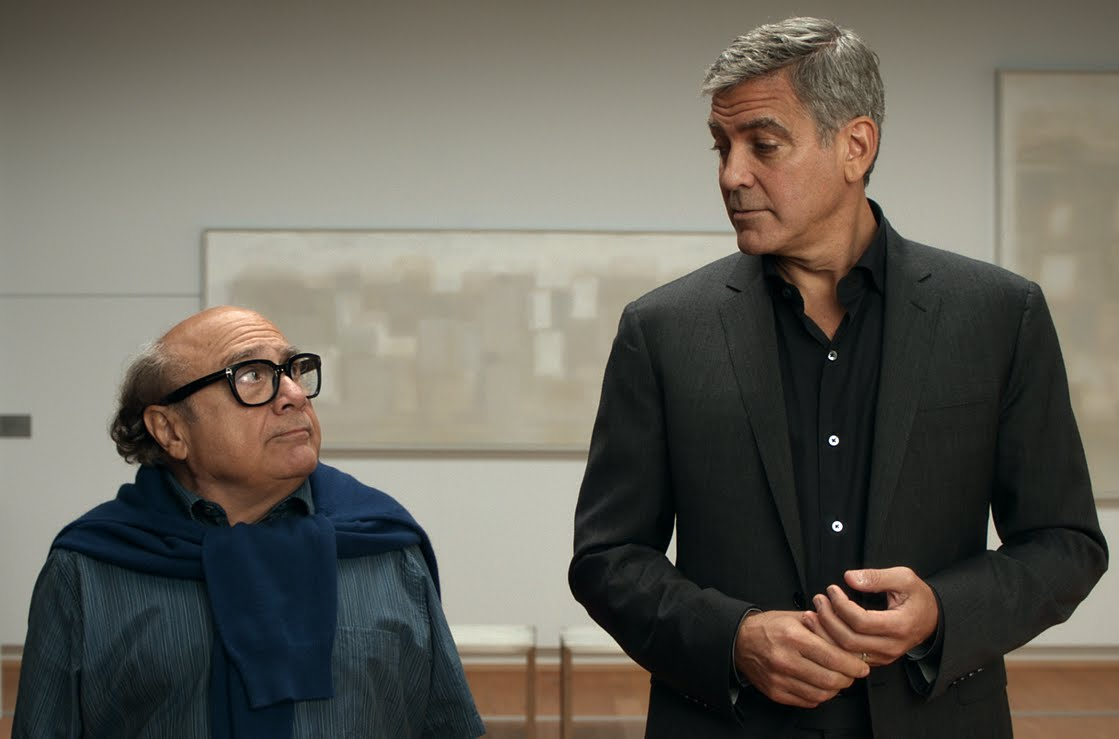 George Clooney Is Finally Pitching Nespresso In The US With Help From Danny DeVito Adweek