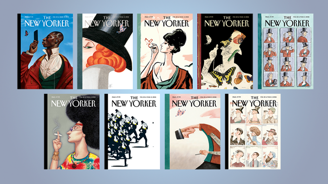 Eustace Tilley Celebrates 72nd Birthday >> The New Yorker Celebrates 90 Years With An Anniversary Issue And