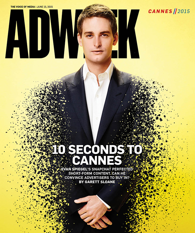 How Snapchat S Ceo Plans To Conquer The Advertising World Adweek