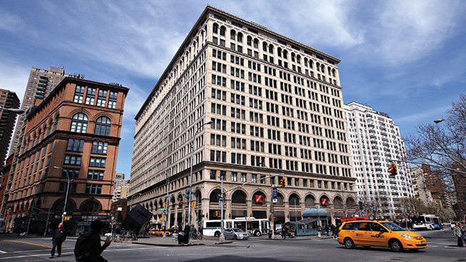 how a new york office building next to a kmart became a