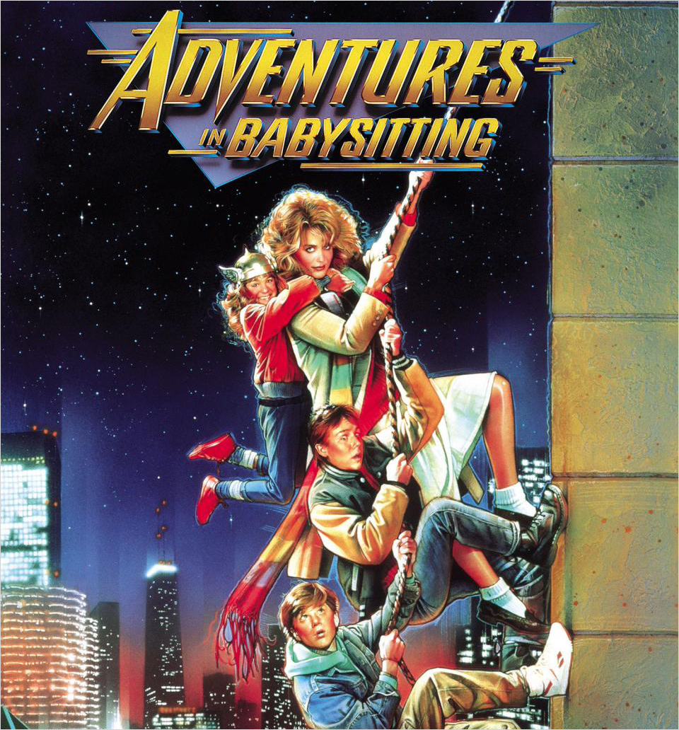 1980s Classic Adventures In Babysitting Is Getting A