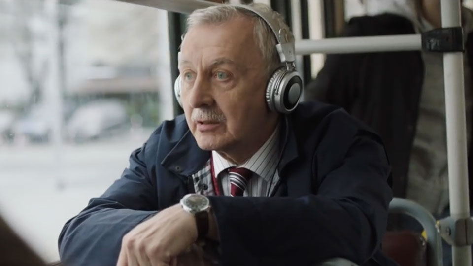 Ad of the Day: This Very Sweet Holiday Ad Follows a Man on a Mission to Learn English