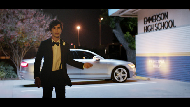 Audi Asks Viewers To Choose The Ending Of Its Super Bowl Spot Adweek - Audi superbowl commercial