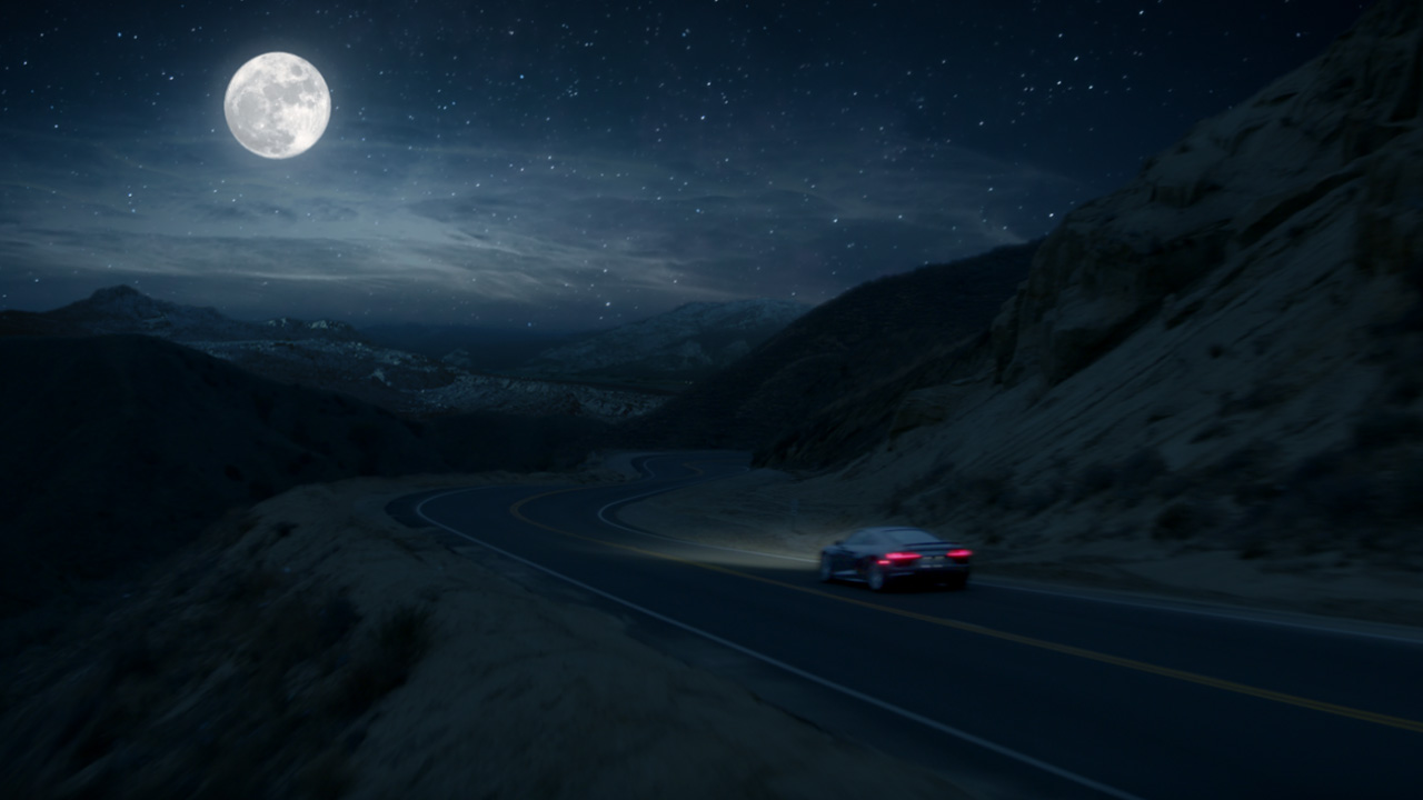 Audi Heads To Space With A Stirring Super Bowl Ad Set To David - Audi superbowl commercial