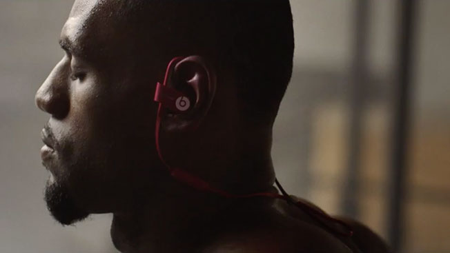 b286dfe596c Ad of the Day  Beats by Dre Thrillingly Welcomes LeBron James Home ...