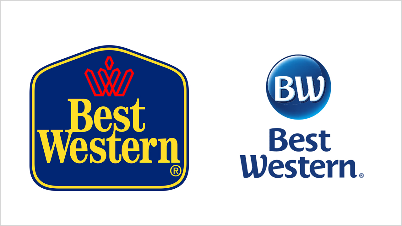 does best western s new logo approach accomplish its goal of