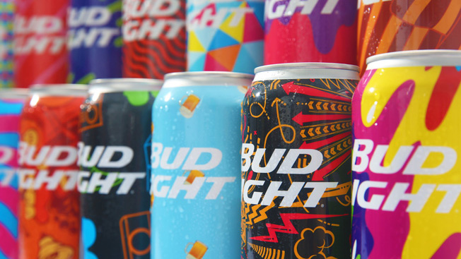 Here S How Bud Light Designed 200 000 Different Colorful