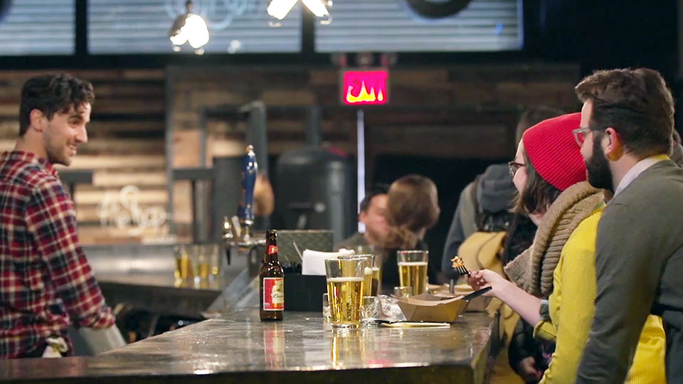 Ad of the Day: A-B Tricks Brooklynites Into Drinking Budweiser, and They Don't Hate It