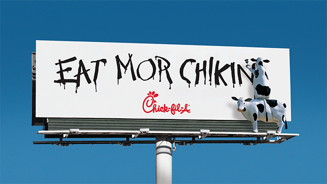 Chicken With a Beef: The Untold Story of Chick-fil-A's Cow Campaign