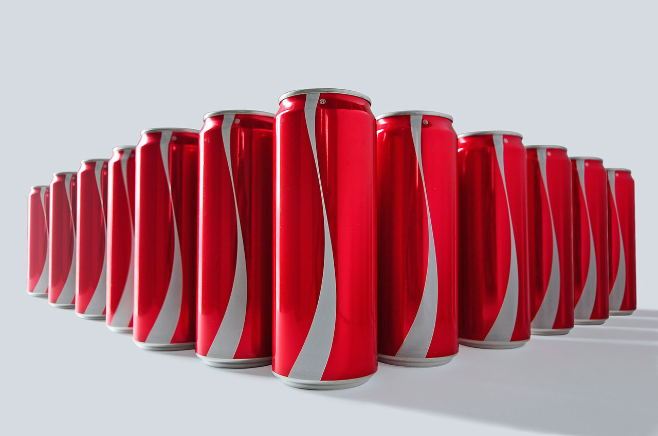 Ad of the Day: Coca-Cola's Minimalist Can Promotes a World Without Labels