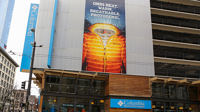 Columbia Sportswear Hires North for Fall 2014 Creative