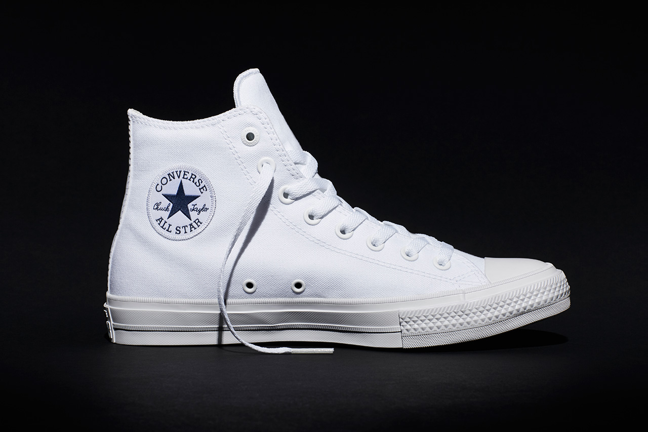 Converse Unveils the Chuck Taylor II. Here s What It Looks Like 1bc19a3b7a18