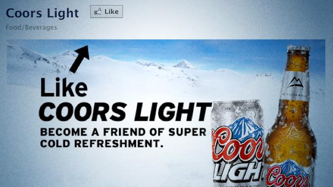 Coors light adweek brand marketing aloadofball Image collections