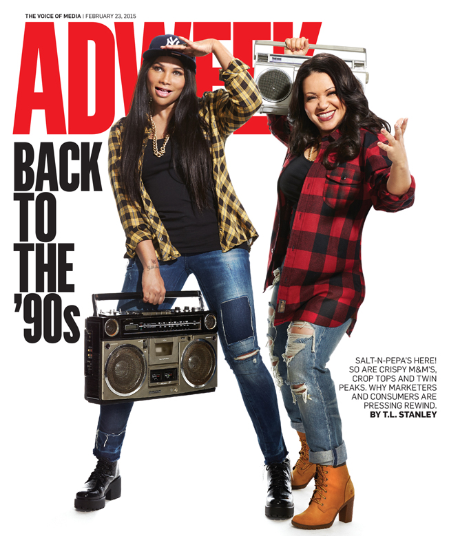 Why We're All So Stoked for the '90s – Adweek