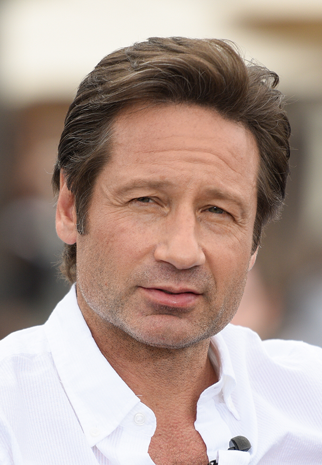 David Duchovny Unravels the Mysteries of Twitter and ...